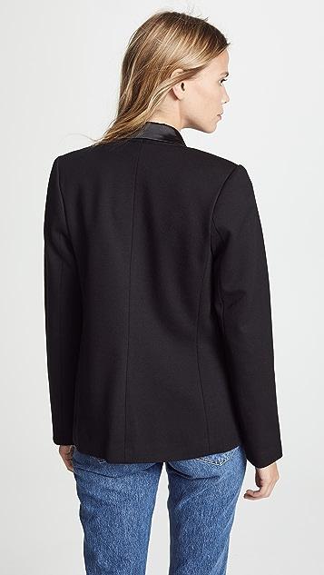 天鹅绒 Nicole 西装外套