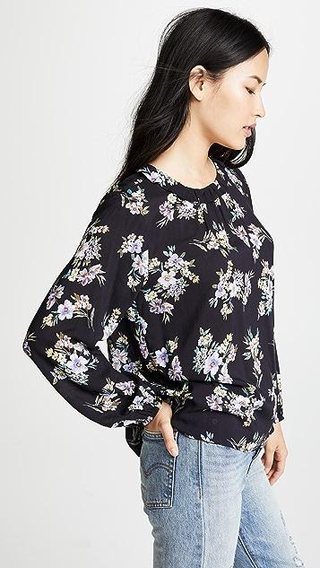 天鹅绒 Destry 女式衬衫
