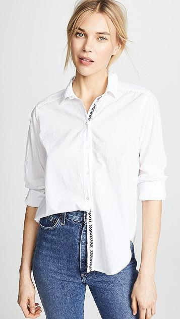Velvet Eleanora Button Down Shirt