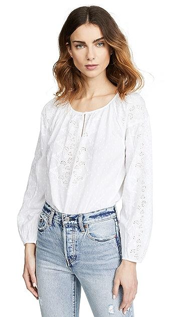 Velvet Victoria 衬衫