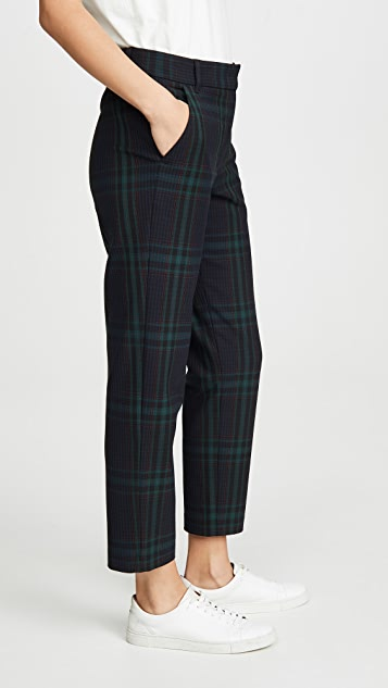 天鹅绒 Jackie 长裤