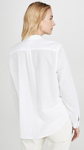 丝绒 Nina 上衣