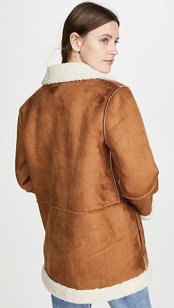 Velvet Kailani Coat