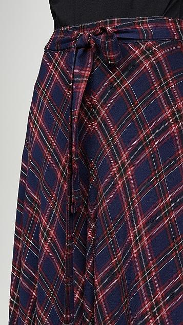 Velvet Calley Skirt