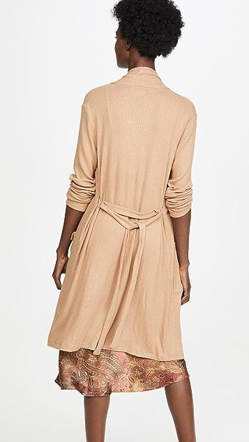 丝绒 Carrie 开襟衫
