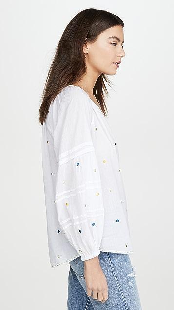 Velvet Dori 女式衬衫