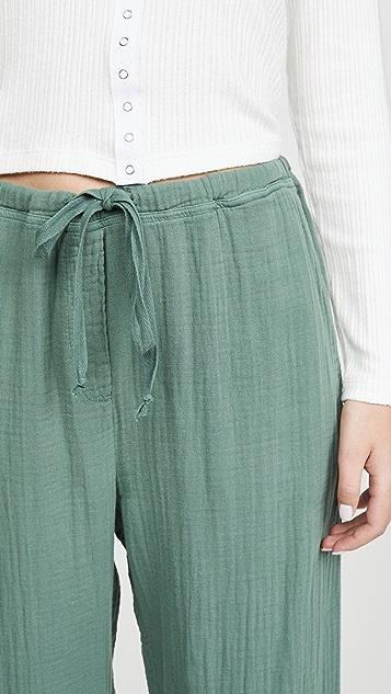 Velvet Sidney 长裤