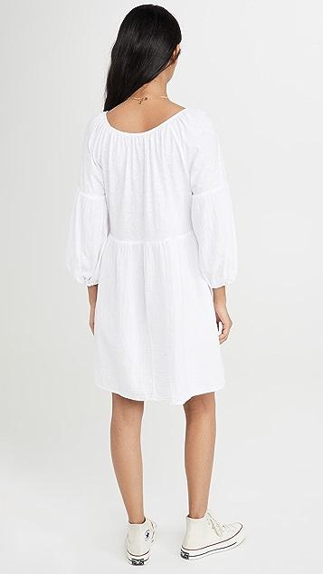 丝绒 Malia 连衣裙