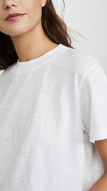 丝绒 Sabel T 恤