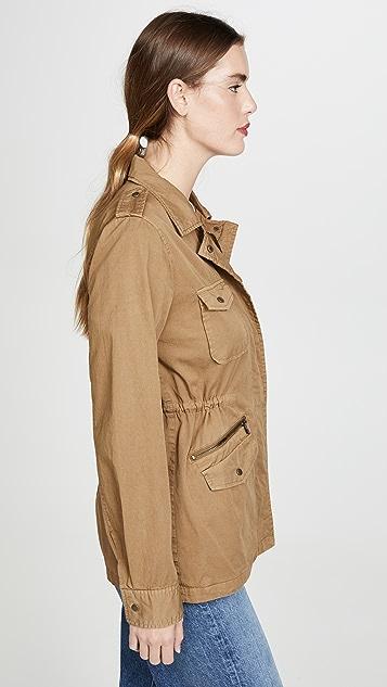 бархат Куртка Ruby