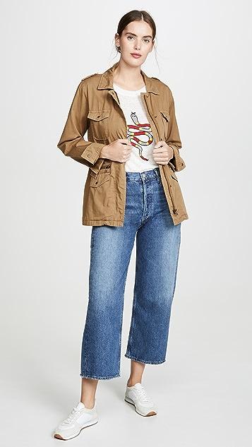 Velvet Ruby Jacket