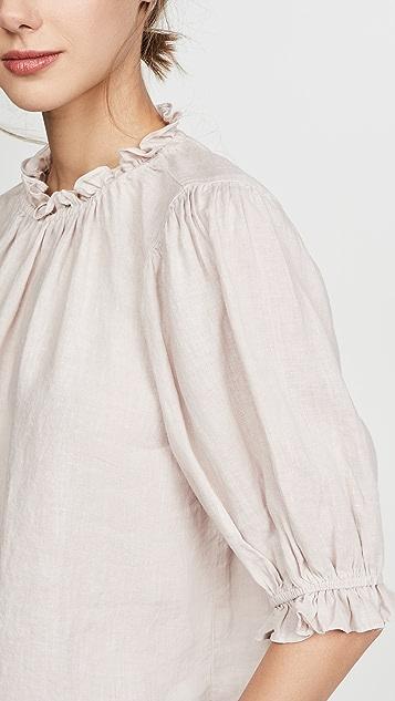 Velvet Rosabel 上衣