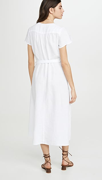 Velvet Posie Dress
