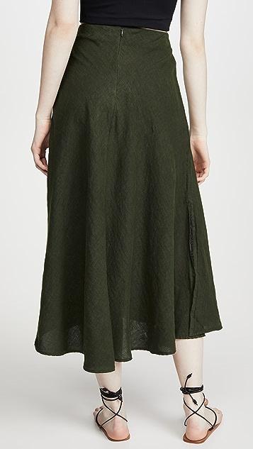 Velvet Raleigh 半身裙
