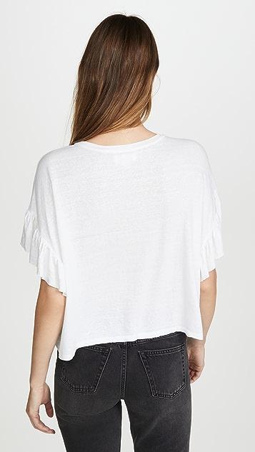 丝绒 Dorian T 恤