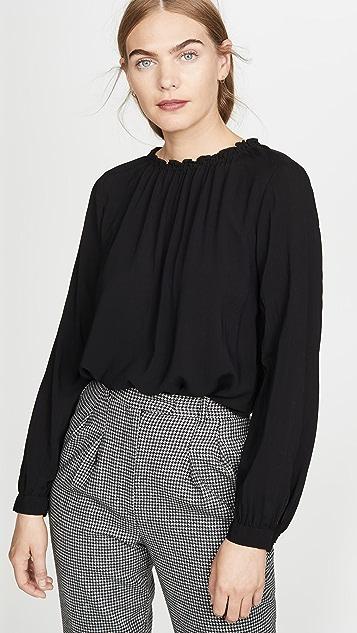 Velvet Ginger 女式衬衫