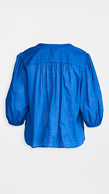 Velvet Emberly Blouse