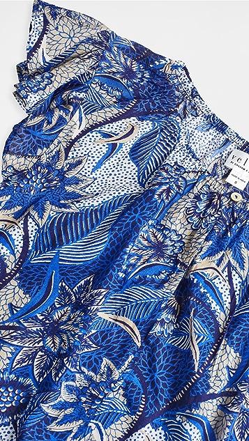 丝绒 Yuelle 女式衬衫