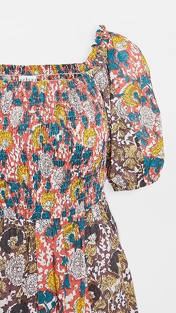 Velvet Taria Dress