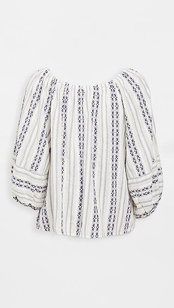 丝绒 Viviette 女式衬衫