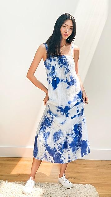 Velvet Alma Dress
