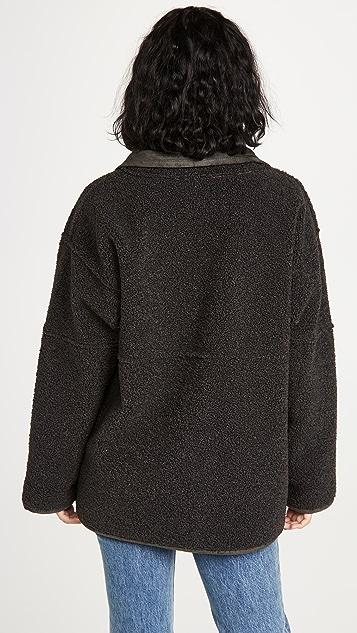 Velvet Albany Sherpa Jacket