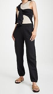 Velvet Zuma 绒布运动裤
