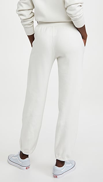 天鹅绒 Zuma 绒布运动裤