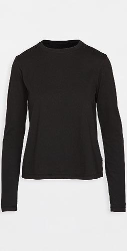 Velvet - Vicente 平纹针织面料 T 恤