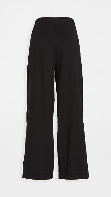 天鹅绒 Pismo 针织裤