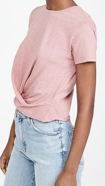 天鹅绒 Melli T 恤