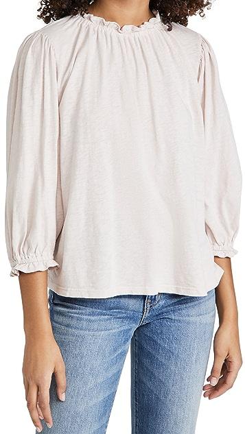 天鹅绒 Barbara 女式衬衫