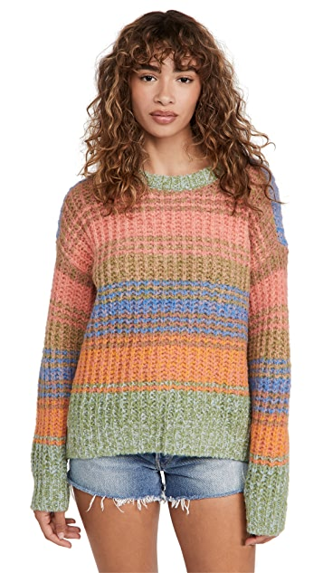 Velvet Raven Alpaca Sweater