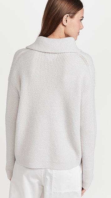 Velvet Eve Sweater