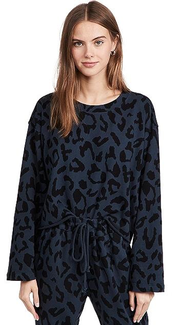 Velvet Trinity Sweatshirt