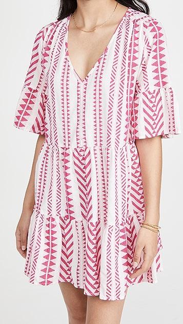 Velvet Madelina Dress