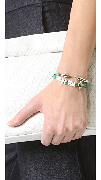 Venessa Arizaga Let It Bee Bracelet