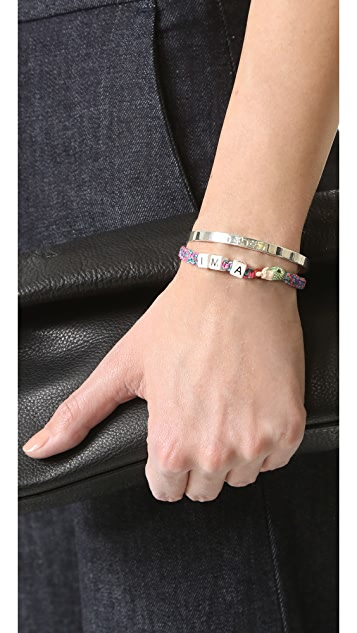 Venessa Arizaga I'm a Mermaid Bracelet