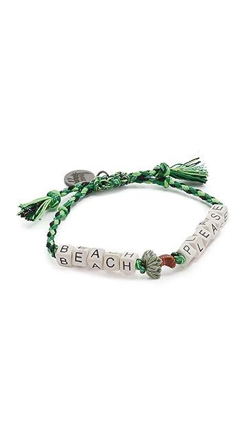 Venessa Arizaga Beach Please Bracelet