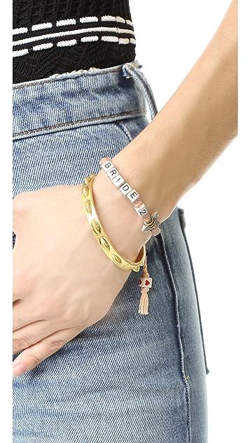 Venessa Arizaga Bride to Bee Bracelet