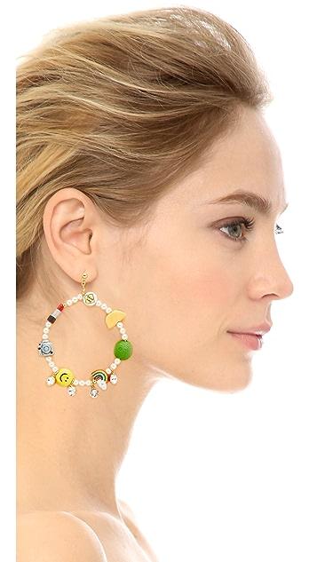 Venessa Arizaga Good Time Earrings