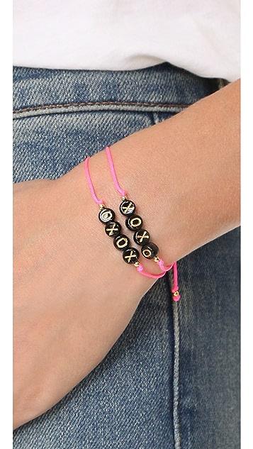 Venessa Arizaga XOXO Bracelet Set