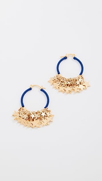 Venessa Arizaga Starlight Earrings