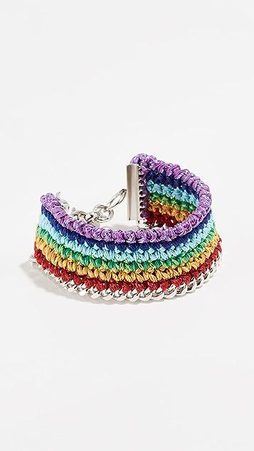 Venessa Arizaga Chasing Rainbow Bracelet