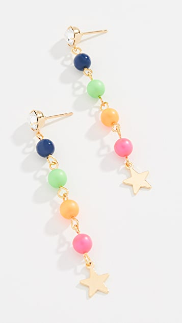 Venessa Arizaga Stars in the Sky Earrings