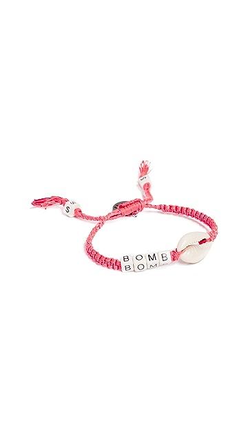 Venessa Arizaga Bomb Shell Bracelet