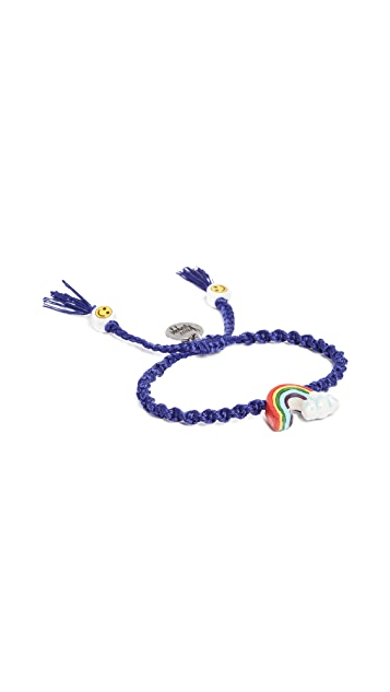 Venessa Arizaga Over the Rainbow Bracelet
