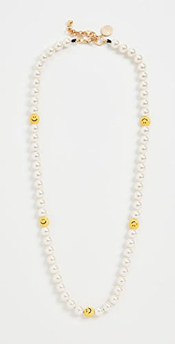 Venessa Arizaga - Giggles Pearl Necklace