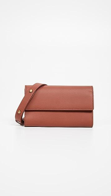 VereVerto Ado Convertible Belt Bag - Brown
