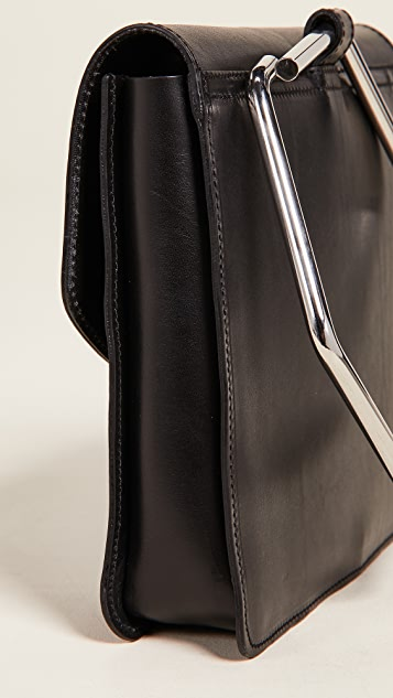 VereVerto Novo Hexagon Handle Bag